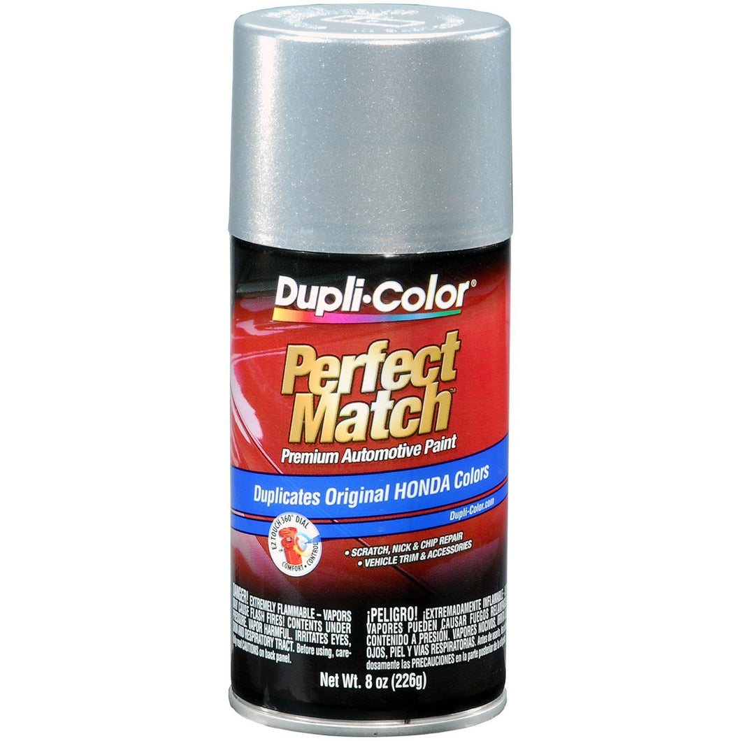 VHT BHA0987 Silver Alabaster Metallic Honda Perfect Match Automotive Paint, 8. Fluid_Ounces