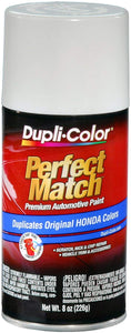 Dupli-Color BHA0950 White Automotive Paint - 8 oz - Pack of 1