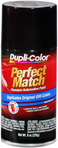 Dupli-Color BGM0449 Dark Cherry Metallic General Motors Exact-Match Automotive Paint - 8 oz. Aerosol