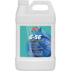 CRC 06008 1 Pack Marine 6-56 Multi-Purpose Lubricant - Pack of 1
