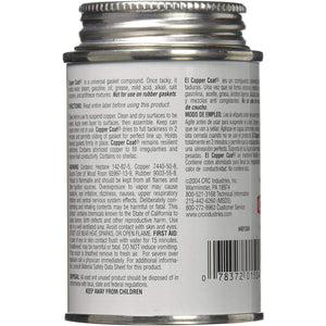 CRC K&W 401504 Copper Coat Gasket Compound - 4 Fl Oz