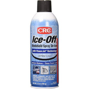 Crc 05346 12 pk Windshield Ice-Off - Best Deicer for Winter - Free Shipping