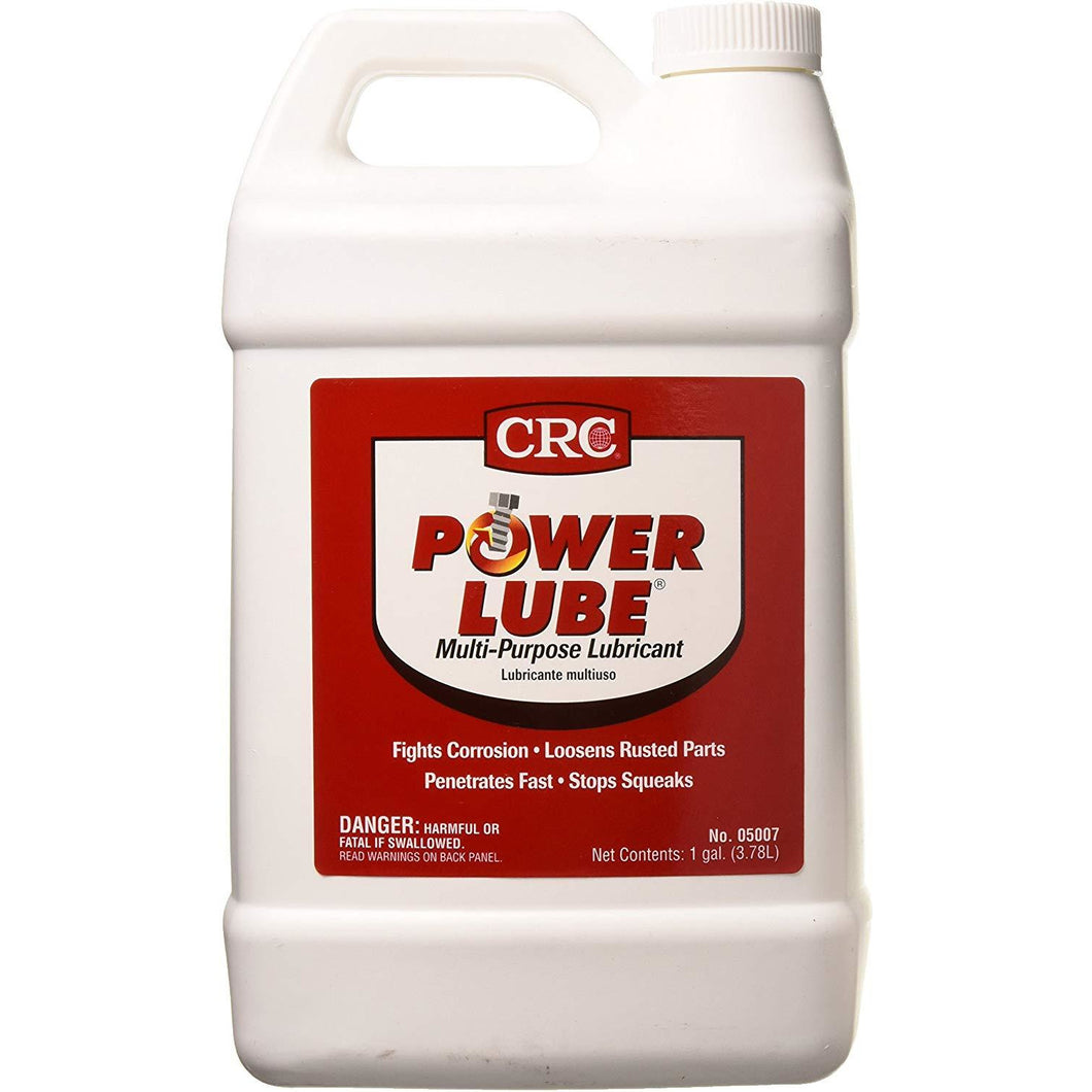 CRC Industries 05007 Power Lube1 Gallon - Pack of 1