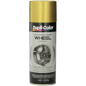 Dupli-Color HWP107 Wheel Coating - 12 fl. oz.