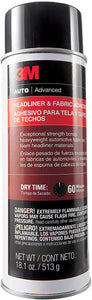 3M Headliner & Fabric Adhesive, 18.1oz, 1 aerosol