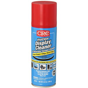 CRC 1 Pack 05131 VisiClear Display and Electronic Screen Cleaner- 6.9 oz