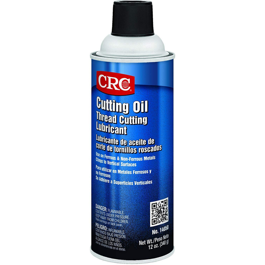 CRC 14050 Cutting Oil Thread Cutting Lubricant, 12 Wt Oz