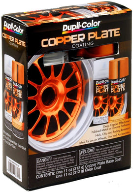 Dupli-Color CK100 Copper Plate Coating Kit