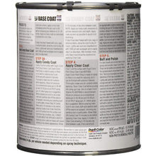 Load image into Gallery viewer, VHT BSP306 Single Candy Silver Base Coat Paint Shop Finish System