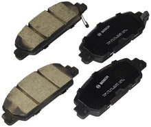 Load image into Gallery viewer, Bosch BC1654 QuietCast Premium Ceramic Disc Brake Pad Set For: Honda Accord, HR-V, Front