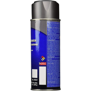 CRC 18412 Zinc-It Instant Cold Gallonvanize Zinc Rich Gallonvanize Coating, 13 Ounce, Gray Viscous Liquid