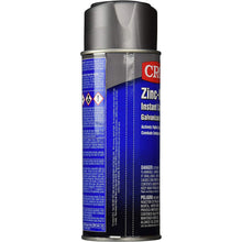 Load image into Gallery viewer, CRC 18412 Zinc-It Instant Cold Gallonvanize Zinc Rich Gallonvanize Coating, 13 Ounce, Gray Viscous Liquid