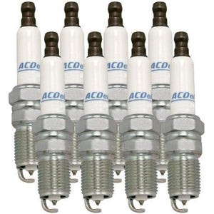 41-962 Professional Platinum Spark Plug for GMC Sierra Chevrolet Silverado 8-Pack