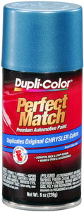 Dupli-Color BCC0386 Teal Automotive Paint, 8. Fluid_Ounces