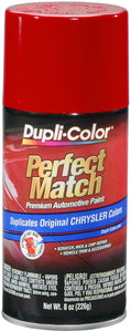 Dupli-Color BCC0419 Flame Red Chrysler Perfect Match Automotive Paint - 8 oz. Aerosol
