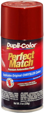 Dupli-Color BCC0424 Chili Pepper Red Automotive Paint, 8. Fluid_Ounces
