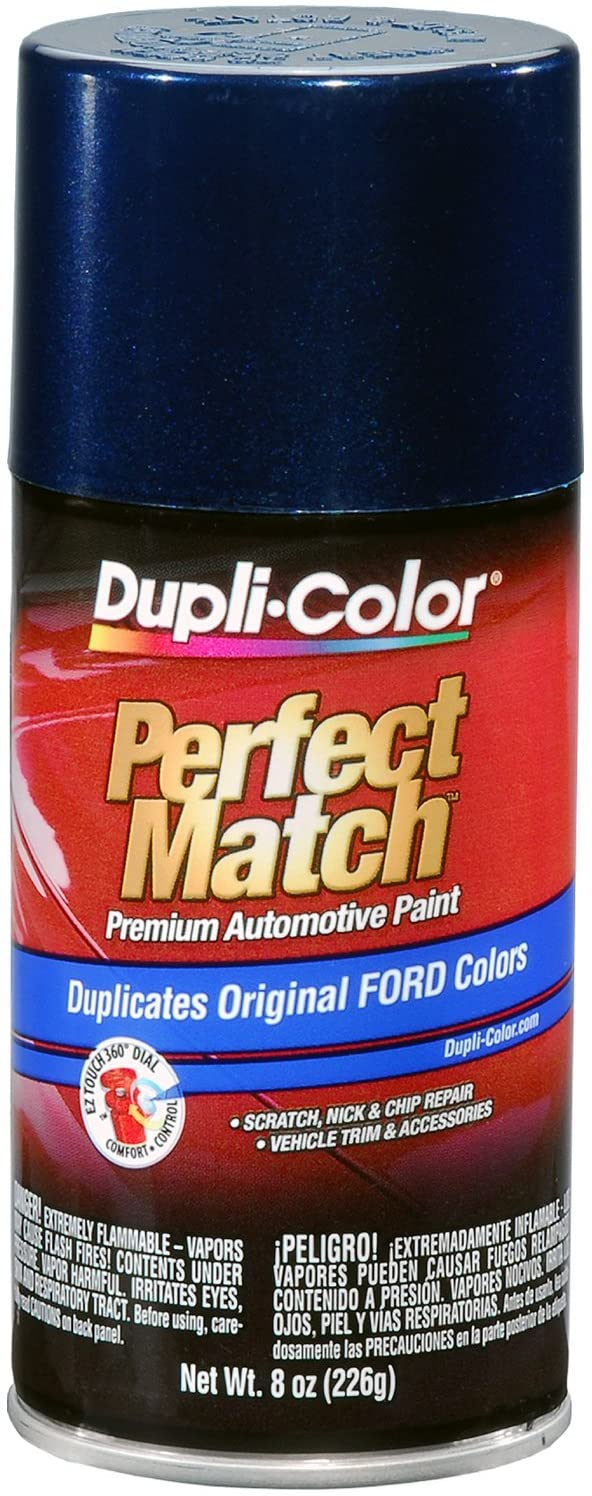 Dupli-Color BFM0294 Twilight Blue Metallic Ford Exact-Match Automotive Paint - 8 oz. Aerosol