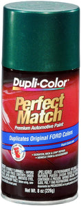 Dupli-Color BFM0350 Amazon Green Metallic Ford Exact-Match Automotive Paint - 8 oz. Aerosol
