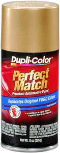 Dupli-Color BFM0351 Sunburst Gold Metallic Ford Exact-Match Automotive Paint - 8 oz. Aerosol