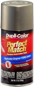 Dupli-Color BFM0352 Mineral Gray Metallic Ford Exact-Match Automotive Paint - 8 oz. Aerosol