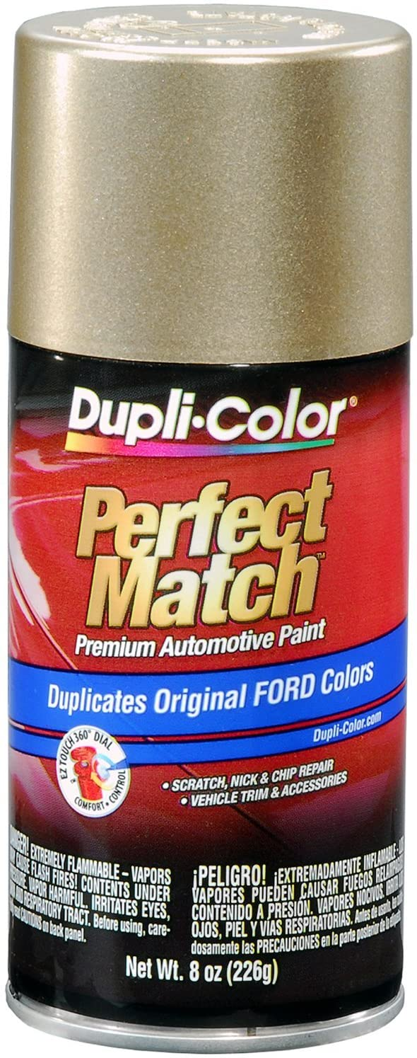 Dupli-Color EBFM03657 Harvest Gold Ford Exact-Match Automotive Paint - 8 oz. Aerosol