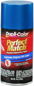 Dupli-Color EBGM04387 Medium Quasar Metallic General Motors Exact-Match Automotive Paint - 8 oz. Aerosol