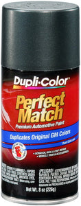 Dupli-Color BGM0522 Storm Gray Metallic General Motors Exact-Match Automotive Paint - 8 oz. Aerosol