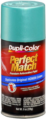 Dupli-Color BHA0906 Hampsted Green Metallic Honda Perfect Match Automotive Paint - 8 oz. Aerosol