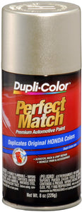 Dupli-Color Duplicolor BHA0957 Seattle Silver EBHA09577 Metallic Honda Perfect Match Automotive Paint-8 oz. Aerosol, 8. Fluid_Ounces