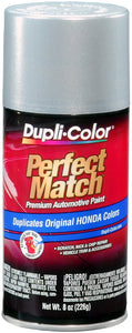 Dupli-Color BHA0971 Satin Silver E7 Metallic Honda Perfect Match Automotive Paint - Aerosol, 8. Fluid_Ounces