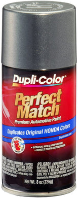 Dupli-Color BHA0990 Polished Metal E7 Honda Perfect Match Automotive Paint-Aerosol, 8 oz - Pack of 1
