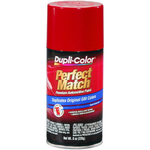 Dupli-Color BGM0388 Bright Red General Motors Exact-Match Automotive Paint - 8 oz. Aerosol