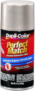Dupli-Color BTY1581 Almond Beige Pearl Toyota Exact-Match Automotive Paint - 8 oz. Aerosol