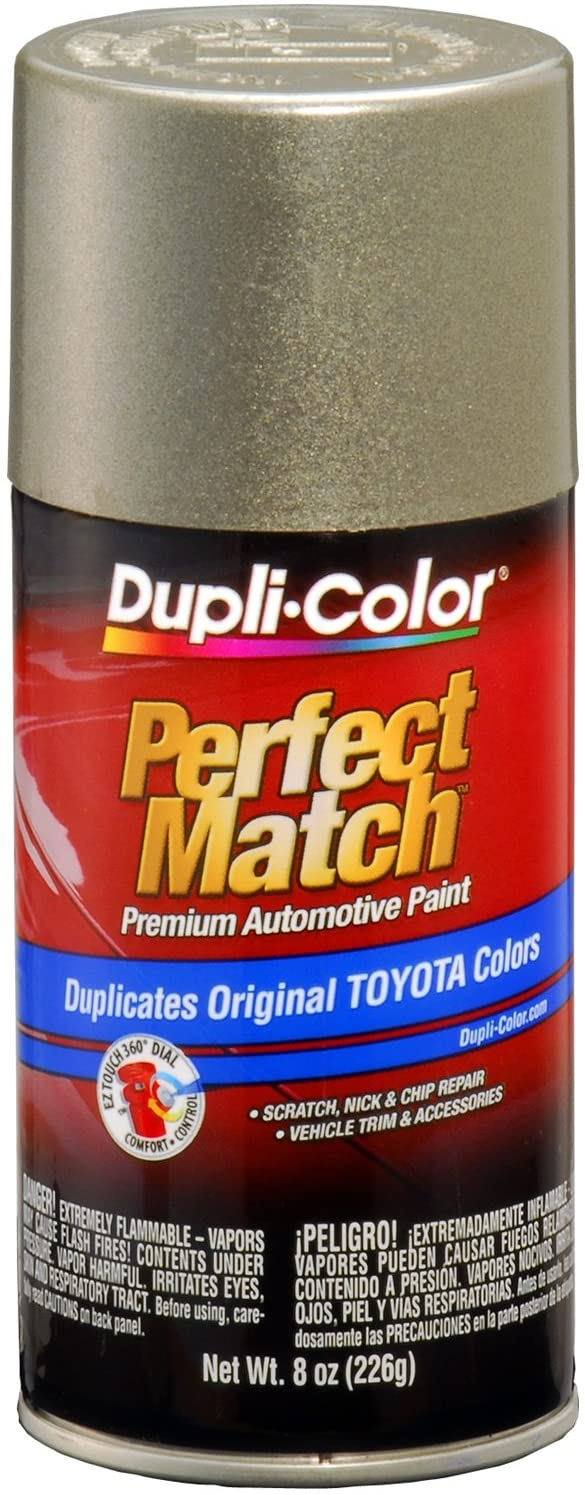 Dupli-Color BTY1605 Antique Sage Pearl Toyota Exact-Match Automotive Paint - 8 oz. Aerosol