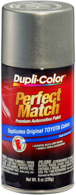 Dupli-Color EBTY16147 Phantom Grey Pearl Toyota Exact-Match Automotive Paint - 8 oz. Aerosol