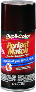 Dupli-Color BTY1620 Black Garnet Pearl Toyota Exact-Match Automotive Paint - 8 oz. Aerosol
