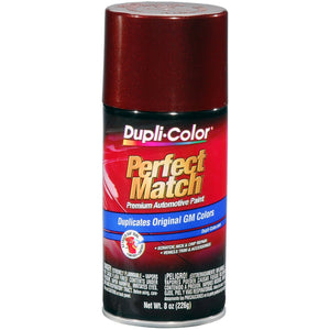 Dupli-Color BGM0521 Dark Toreador Metallic General Motors Exact-Match Automotive Paint - 8 oz. Aerosol