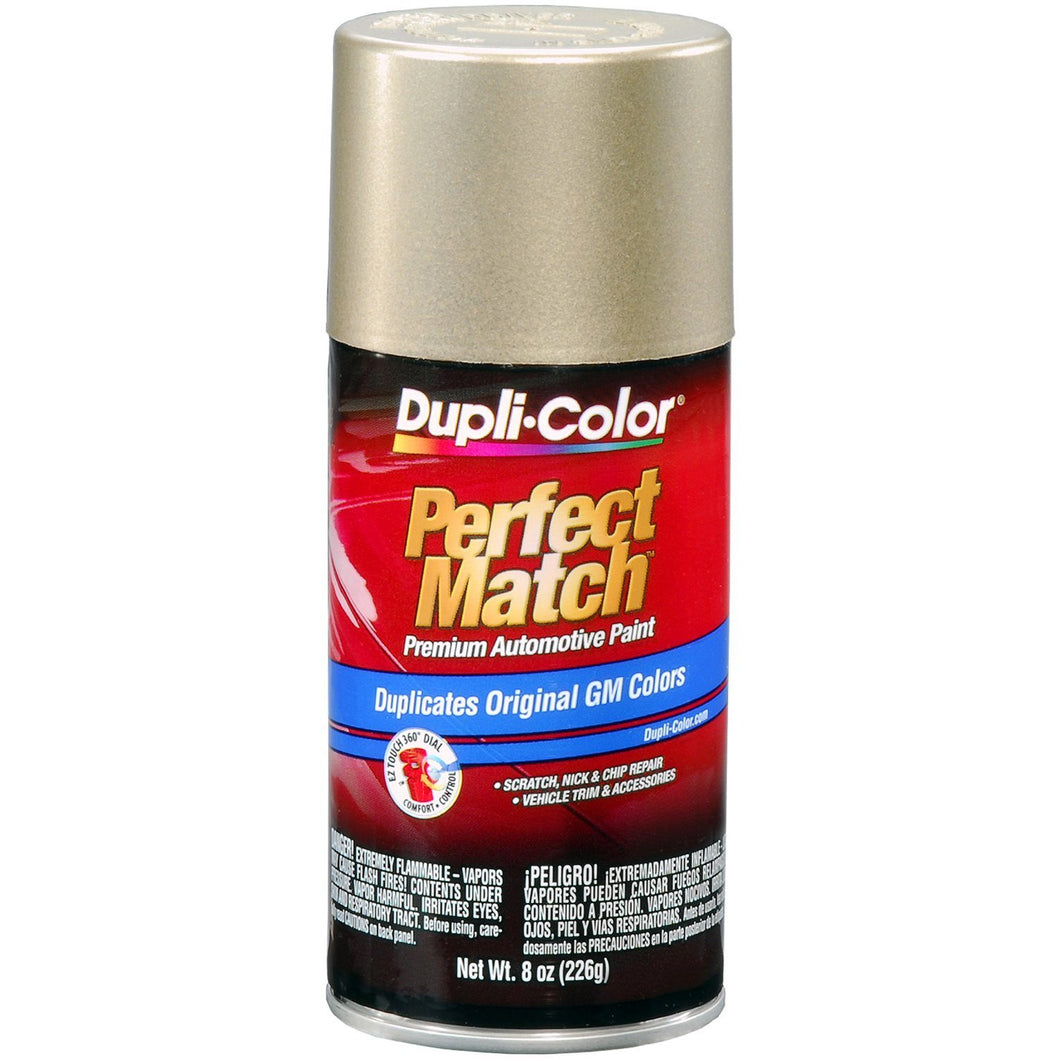 Dupli-Color BGM0516 Gold E7 General Motors Exact-Match Automotive Paint - Aerosol, 8. Fluid_Ounces - free shipping