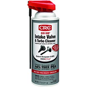 CRC 05319 GDI IVD Intake Valve & Turbo Cleaner 11 oz