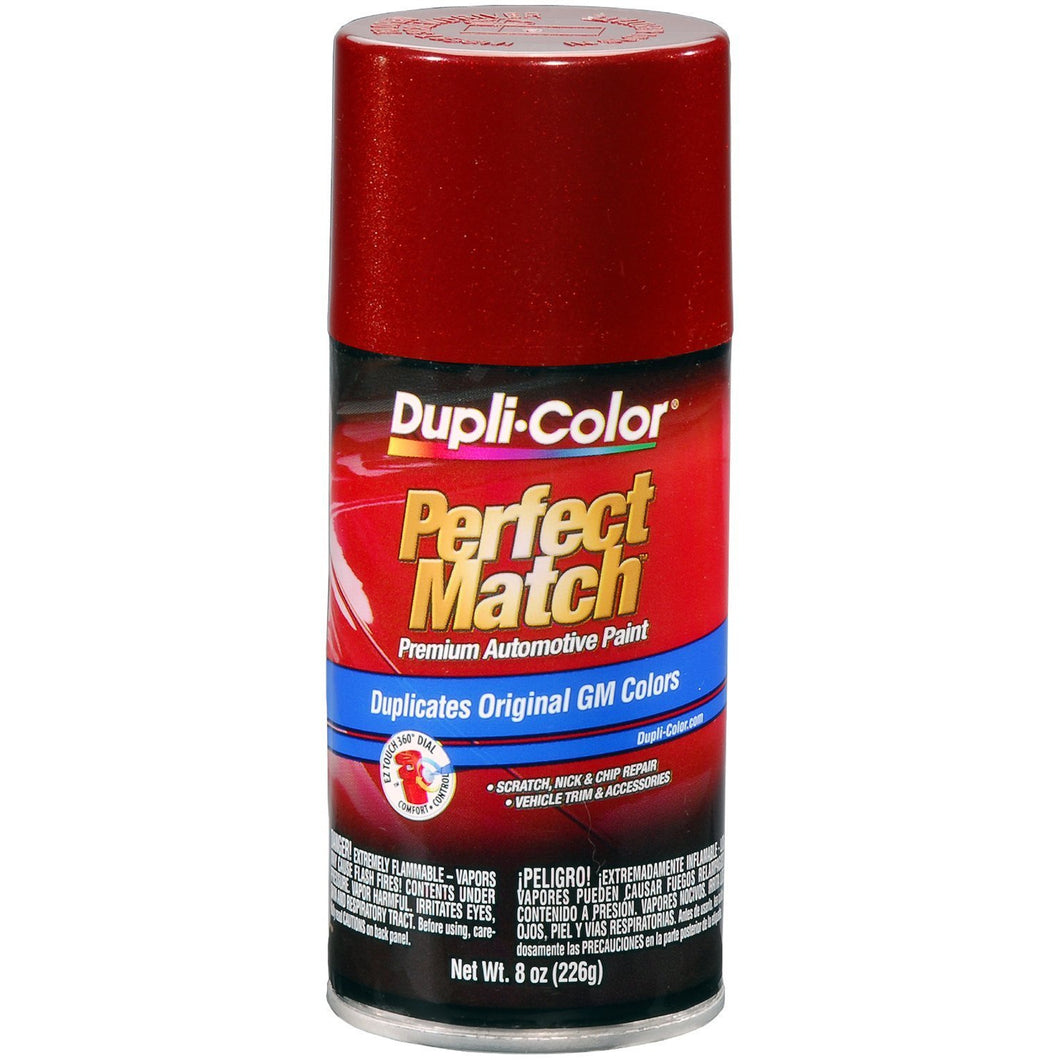 Dupli-Color BGM0341 Autumn Maple Metallic General Motors Exact-Match Automotive Paint - 8 oz. Aerosol