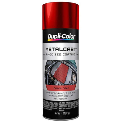 Dupli-Color MC200 Red Metal Cast Anodized Color - 11 oz.