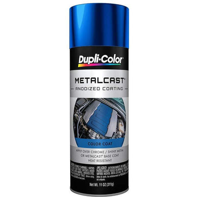Dupli-Color MC201 Blue Metal Cast Anodized Color - 11 oz.