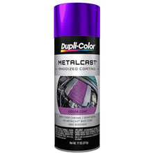 Load image into Gallery viewer, Dupli-Color EMC204007 Purple Metal Cast Anodized Color - 11 oz