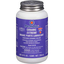 Load image into Gallery viewer, Permatex 24125 Ceramic Extreme Brake Parts Lubricant, 8 oz.