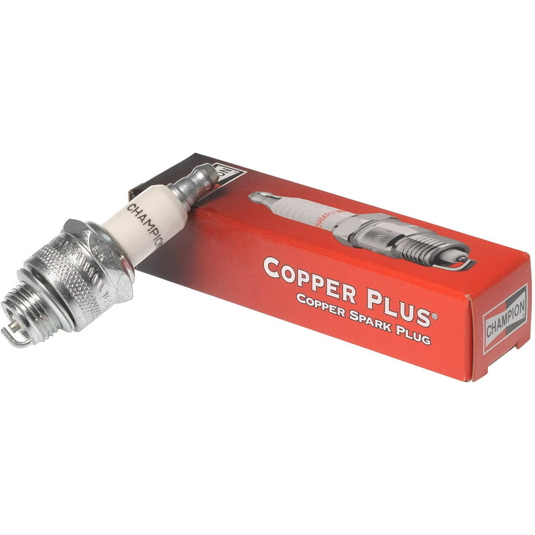 Champion RJ19LM (868) Copper Plus Small Engine Replacement Spark Plug (Pack of 1)