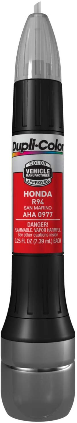 Dupli-Color AHA0977 San Marino Honda Exact-Match Scratch Fix All-in-1 Touch-Up Paint - 0.5 oz.