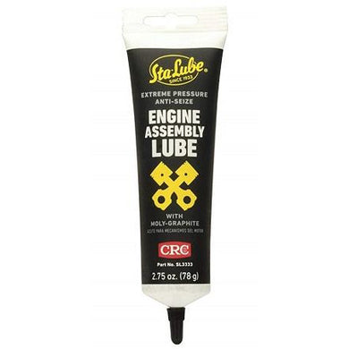 CRC SL3333 2.75 Ounce Sta Eg Anti-Seize Engine Assembly Lube