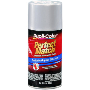 Dupli-Color BGM0540 Light Slate Metallic General Motors Exact-Match Automotive Paint - 8 oz. Aerosol
