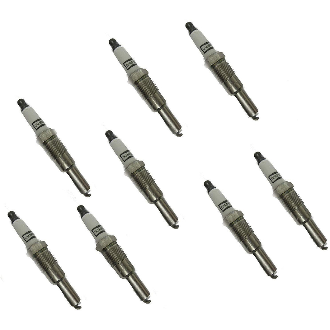 Champion 7989 Double Platinum Power Spark Plugs Pack Of 8