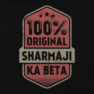 Sharmaji ka beta T-shirt